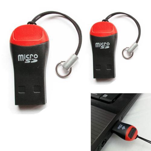 Čtečka karet microSD
